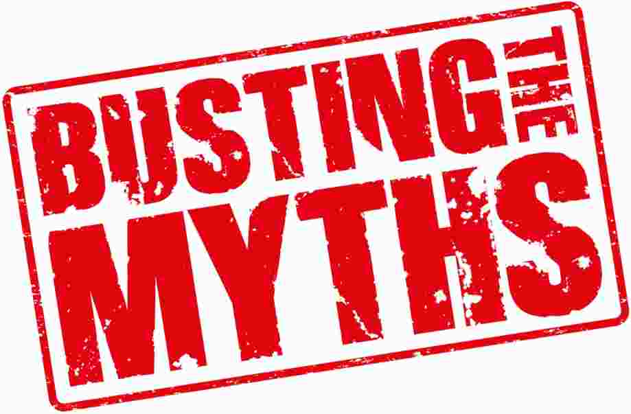 8 Common Diet Myths